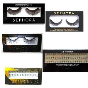 False eyeslashes SET of 5 + gift - NEW IN BOX